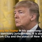 Court rules Trump can withhold funds from 'sanctuary' jurisdictions