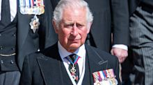 No man-to-man for Prince Charles and Harry as Duke heads back to US