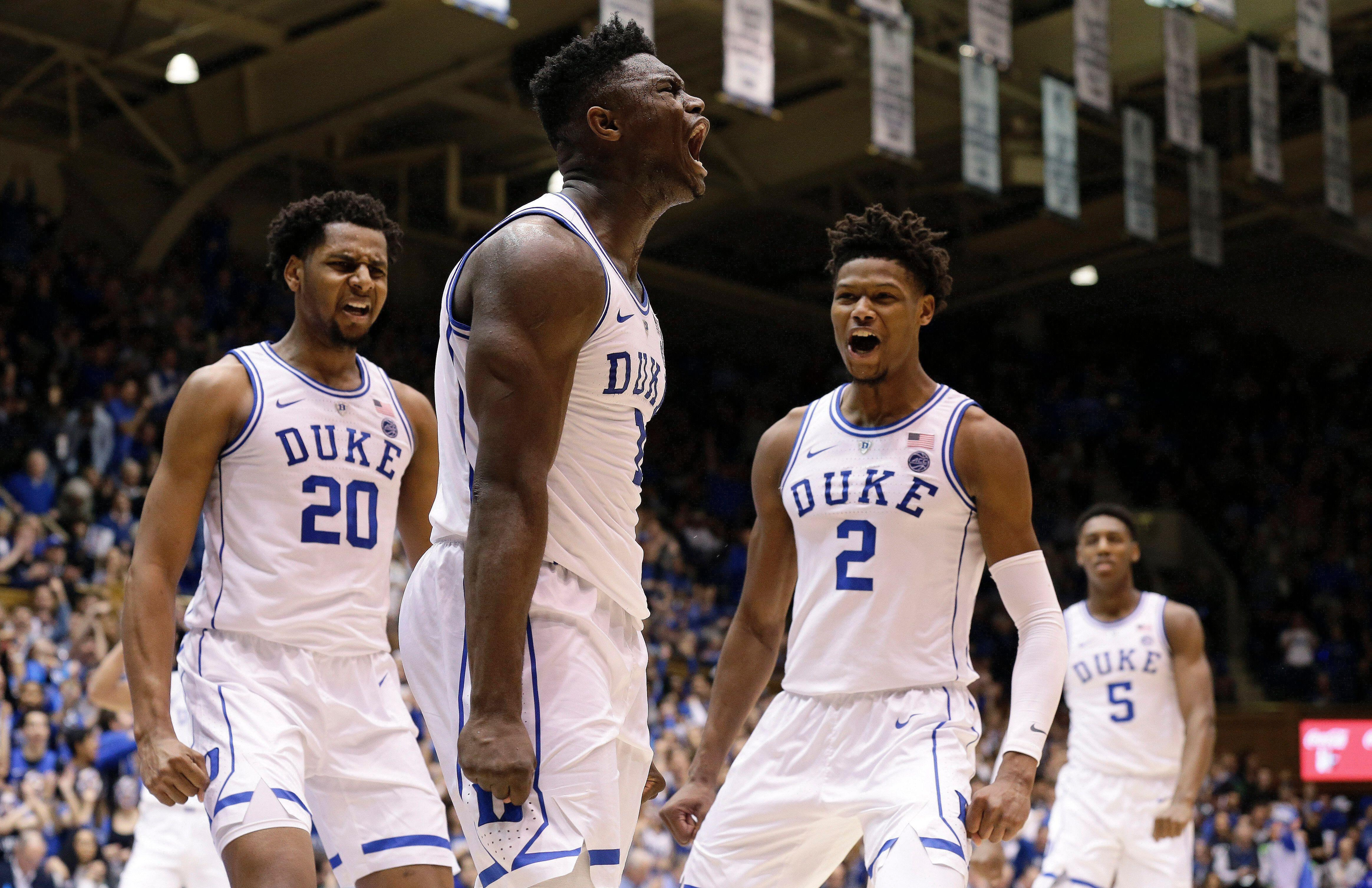 c6635a1853bf NBA draft  Cam Reddish believes hype for Zion Williamson was  unfair