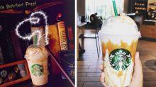 Starbucks has a secret Harry Potter menu
