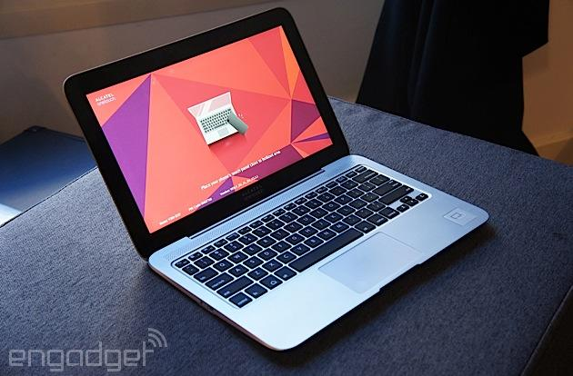 Alcatel's 'smartbook' concept: a laptop powered by a smartphone over the air (video)