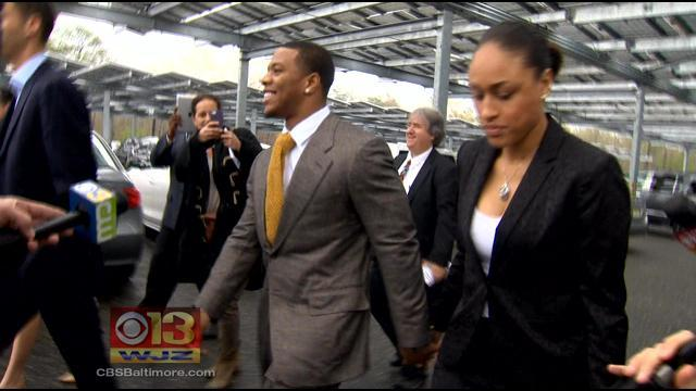 Ravens President: Rice Will Emerge From Assault Case As A Stronger Person