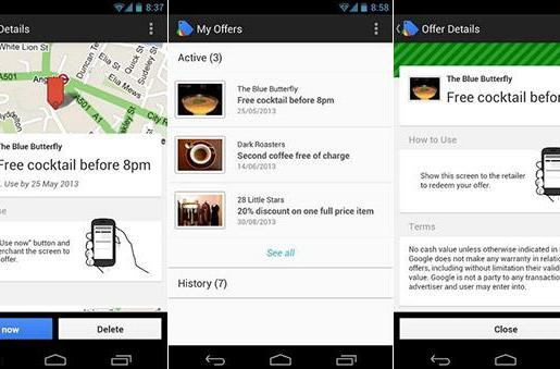 Google Offers now lets you clip coupons without paying in advance