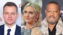 'Contagion' stars Matt Damon, Kate Winslet and more share medically approved PSAs about coronavirus: 'Wash your hands like your life depends on it'