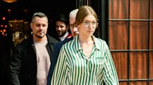 Gigi Hadid Just Wore Your Favorite Middle School Closet Staple and Made it Look So Freaking Cool