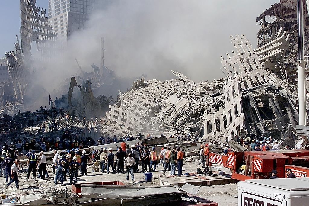 The Justice Against Sponsors of Terrorism Act, if passed by the Senate, would allow the families of loved ones killed in the 9/11 attacks to sue the Saudi government - fifteen of the 19 hijackers on 9/11 were Saudi citizens (AFP Photo/Beth A. Keiser)