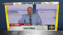 Cramer's lightning round: Investing in Disney requires pa...