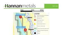 Hannan Secures an Additional 25 Kilometres of Mineralized Trend at the San Martin Sediment-Hosted Copper Project in Peru