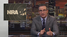 John Oliver explains why things aren't looking great for the NRA