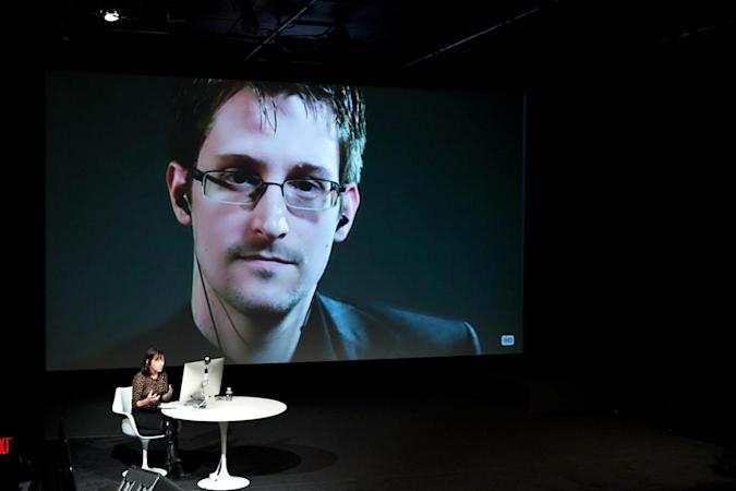 NSA whistleblower Edward Snowden signs up for Twitter