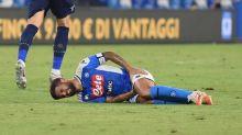 Foot - C1 - Naples - Naples: une petite chance de voir Lorenzo Insigne contre le Barça