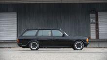 極罕有 1979 年 Mercedes-Benz 500 TE AMG 即將展開拍賣