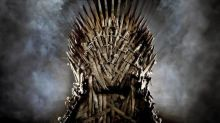 Who sits on the Iron Throne at the end in Game of Thrones?