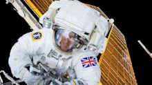 Tim Peake 'in the frame' to be first European to walk on the moon