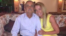 """Zilu se despede do ex-sogro, Francisco Camargo: """"A morte não é nada"""""""