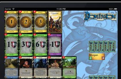 Dominion officially coming to the App Store this week