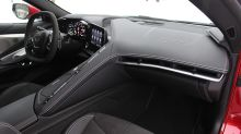 Chevrolet may ditch the C8 Corvette's quirky center console