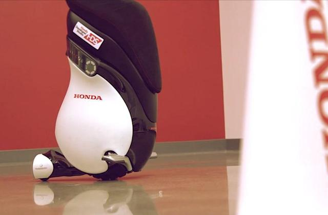 Honda looks to developers to make its robotic stool useful
