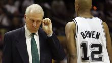 Gregg Popovich spoke up in defense of Zaza Pachulia-like defense back in 2006