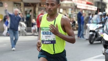 Athlé - JO - Kenenisa Bekele n'ira pas à Tokyo
