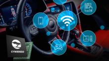 Cypress Advances Premium Automotive Infotainment User Experience with Wi-Fi 6 Connectivity Solution