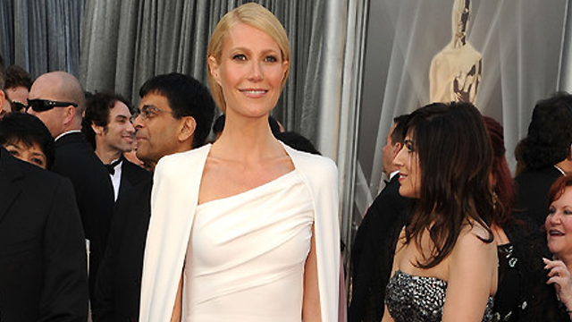 Gwyneth Paltrow Jokes About Her Worst Oscar Moments