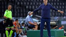 Foot - ITA - Juventus - Maurizio Sarri (Juventus): « La saison la plus difficile de l'histoire du football italien»
