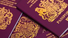 Brexit: British passport maker De La Rue's share price drops as contract for blue passport goes to French firm
