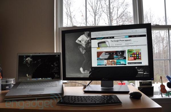 Dell goes pro with 27-inch UltraSharp U2711 WQHD LCD monitor (hands-on)