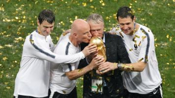 World Cup final 2018: France used Euro 2016 pain to earn 'supreme coronation' in Moscow, says coach Didier Deschamps