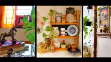 #MyHomeMyStyle: 'Our small home is made with love and positive vibes'