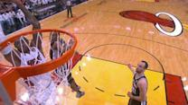 LeBron's Big Slam