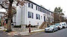 Ivanka Trump's rented DC home goes back on the market, for $18,000 a month