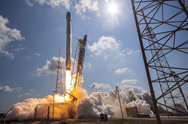 SpaceX to launch ocean-monitoring NASA satellite in 2021
