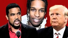 The tensions and drama behind the scenes of Trump's campaign to free rapper A$AP Rocky