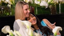 Naya Rivera's 'Glee' co-star Heather Morris pays tribute to 'consistent and loving' friend