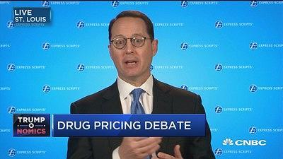 Express Scripts CEO: Transparency will bring drug prices ...