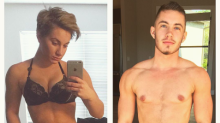 "Transgender man's pre and post transition photos go viral: 'Not everyone has to show ""signs"" to be transgender'"