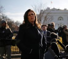 Sarah Sanders says she was interviewed in Russia probe
