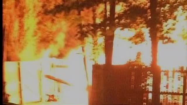 5pm: Suspicious fires in Strongsville