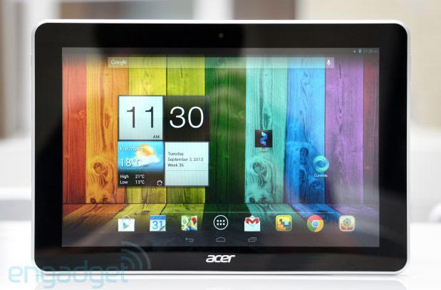 Hands-on with Acer's 10.1-inch Iconia A3 Android tablet (update: video)