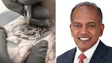 No evidence that tattoos lead individuals towards a life of crime: Shanmugam