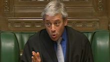 Labour frontbencher Andy McDonald says John Bercow is in 'difficulty' after 'useless woman' tirade