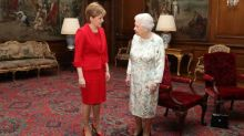Sturgeon signals Queen should stay out of future Scotland vote