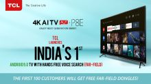 TCL P8E 4K AI TV with Android 9 Pie launched in India at Rs 40,990