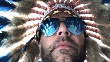 Ricky Martin called out for wearing Native American headdress: 'Shame on you for appropriating my culture'