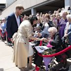 Prince Harry and Meghan Markle Sent a Sweet Note to a Dedicated Fan on Her 99th Birthday