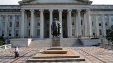Curva de rendimiento bonos Tesoro EEUU se acentúa antes de subastas y resultados corporativos
