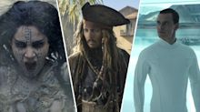 Movie franchises that jumped the shark in 2017