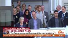 Harry and Meghan's baby news ends weeks of speculation